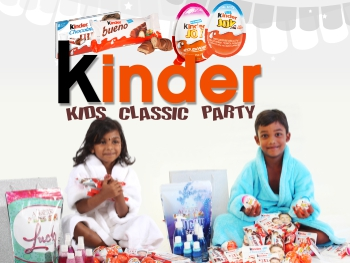Kinder Kids Party
