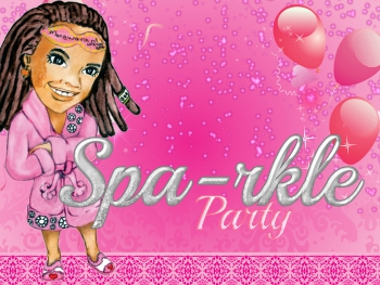 Spa-rkle Party
