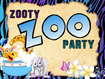 Zooty Zoo Party