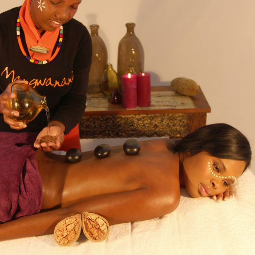 Spa Body Exfoliation