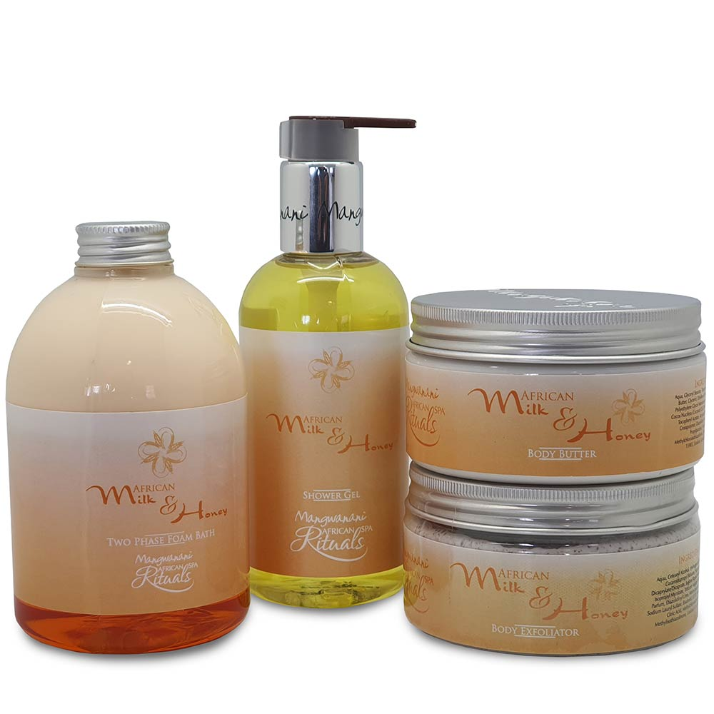 African Milk & Honey Range