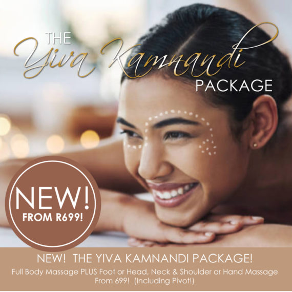 Feel good with the new Yiva Kamnandi package
