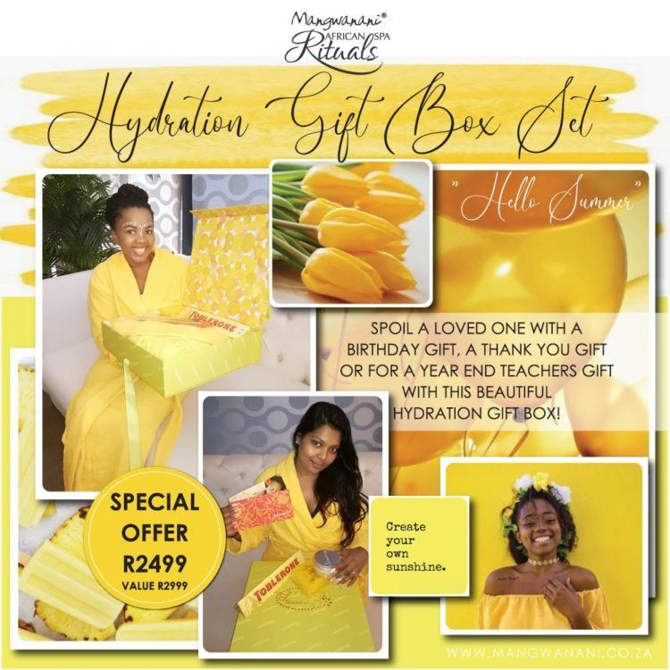 The Hydration Gift Box Set