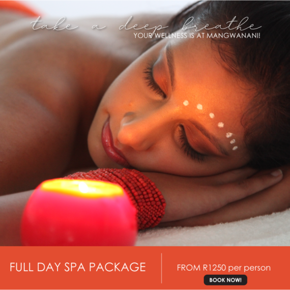 Book your full day spa experience today
