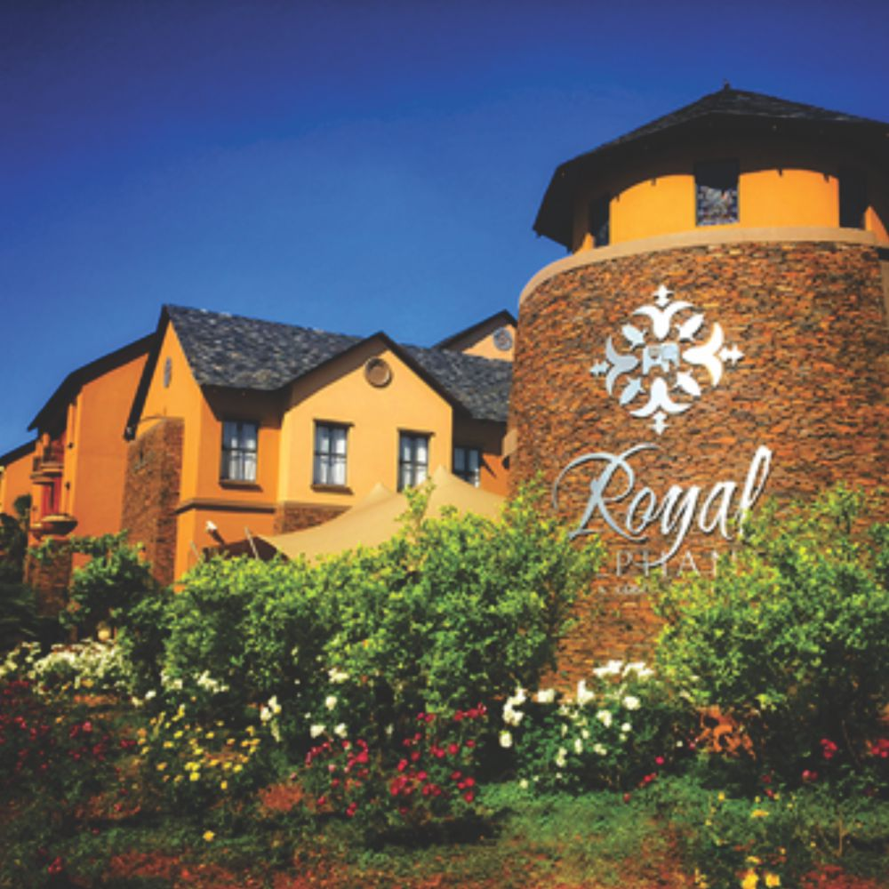 Royal Elephant Spa & Stay Package