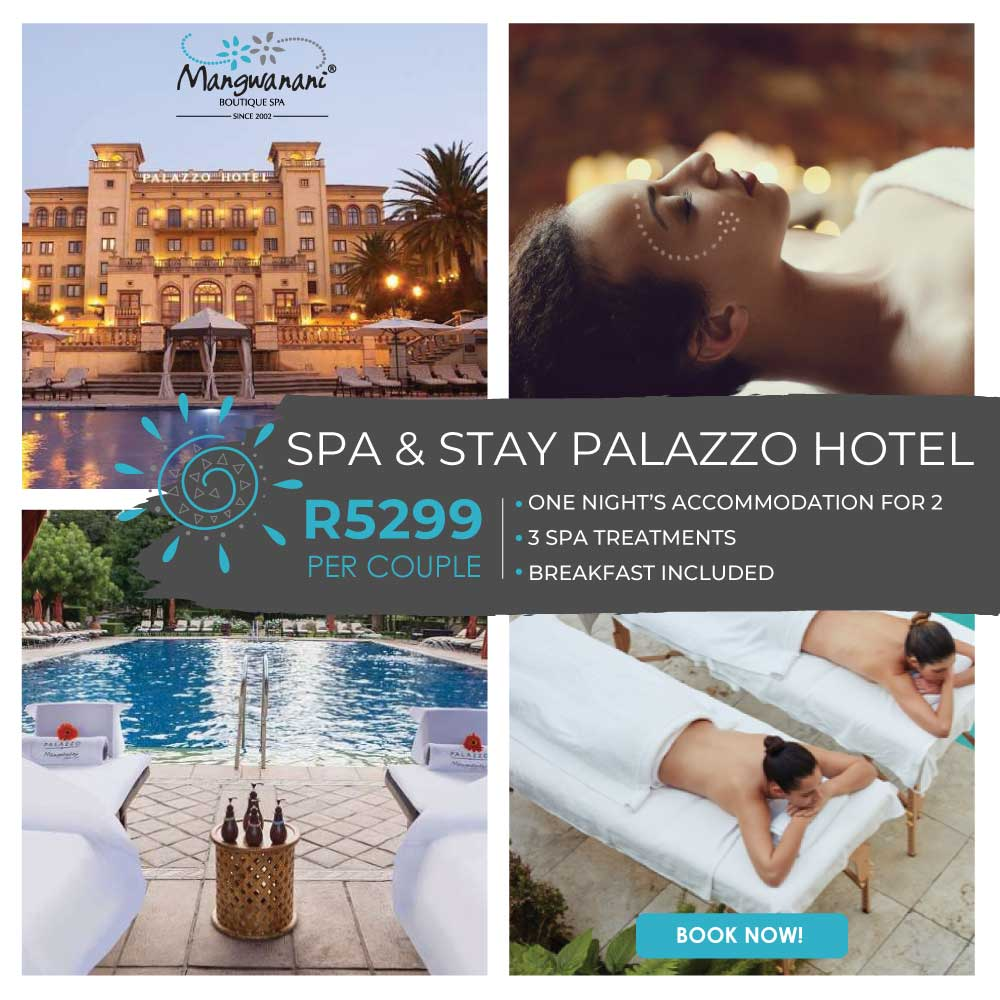 Palazzo Spa & Stay Packages