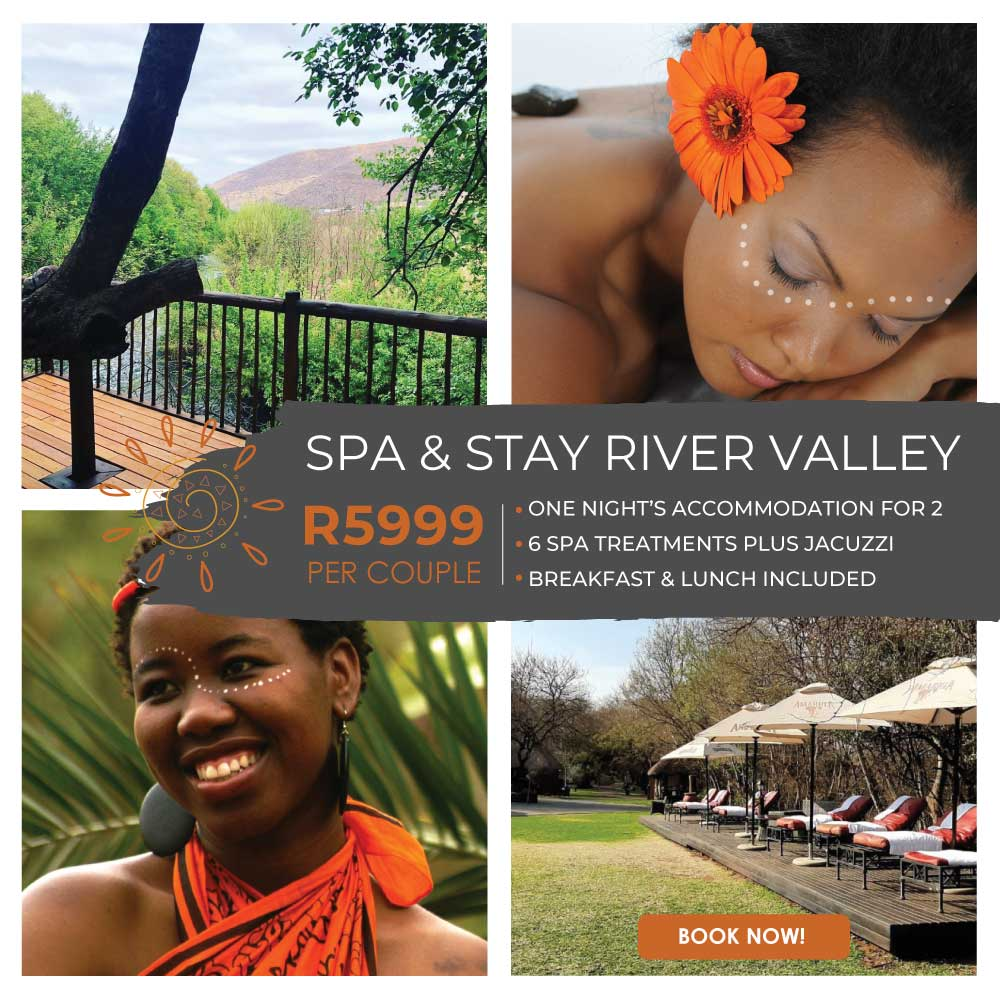 River Valley Spa & Stay Packages