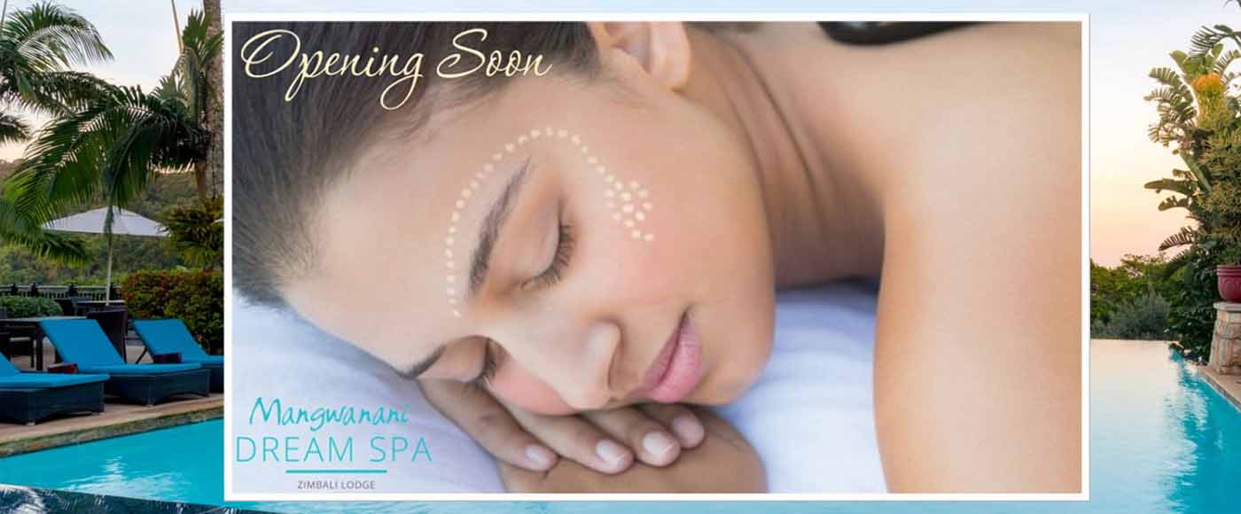 Dream Spa Opening SoonWeb Banner